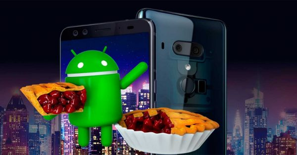 HTC/ Android 9 Pie