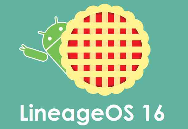 LineageOS Android Pie