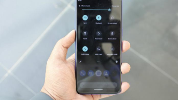 Android Q en OnePlus 6